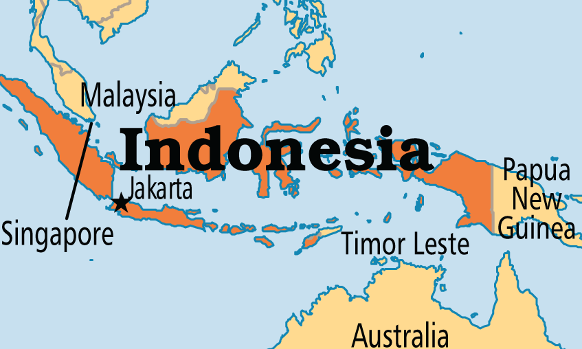 5 dead after Indonesian ferry catches fire in Java Sea