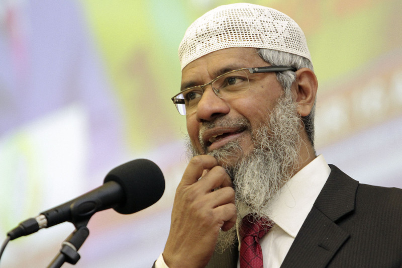 Controversial Islamic preacher Zakir Naik granted Saudi citizenship
