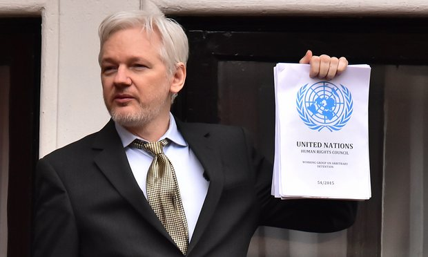 WikiLeaks founder Julian Assange claims victory after Sweden drops rape probe