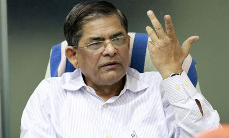 Fakhrul slams police raid at Khaleda's office