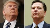 Trump: Firing FBI chief 'eased pressure'