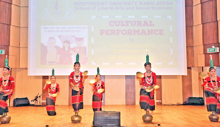 Artistes from Indigenous communities enthrall audience at IUB