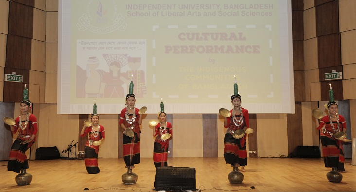 Indigenous Communities enthrall audience at IUB