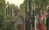 Operation at Narsingdi 'militant den' resumes