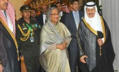 Warm welcome to Prime Minister Sheikh Hasina as she arrives in Saudi Arabia