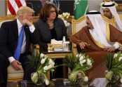 US strikes arms deals worth 110 billion dollars with Saudi Arabia