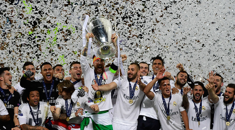 Zidane lead Real to La Liga victory