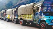 Truck, tank-lorry owners-workers strike enters day 2
