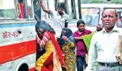 Women's Battle On The Roads