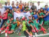 Swadhinata KS clinch 1st Div Football League title