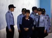 Corruption trial begins for ex-South Korean president Park Geun-hye