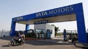 Tata Motors profits fall 17 percent on pound decline