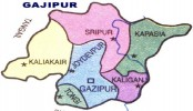 3 of a family killed in Gazipur road crash