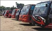 Transport strike in Rajshahi, Rangpur divisions enters day 3