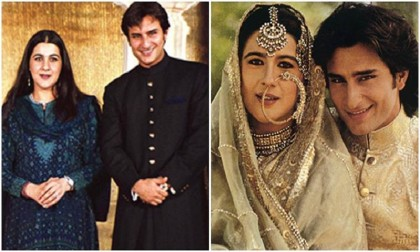Saif Ali Khan's throwback interview on Amrita Singh