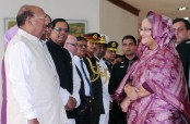 Prime Minister Sheikh Hasina returns after attending summit in Saudi Arabia