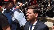 Lionel Messi sentenced to jail for tax fraud