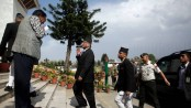 Nepal's prime minister announces resignation