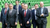 Russia gets Infantino approval over World Cup prep