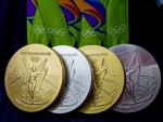 Faster, higher, rustier: Medals from Rio Olympics damaged