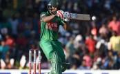 Sabbir falls after Tamim, Bangladesh 148/3