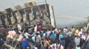 India bus plunge death toll rises to 21