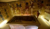 Tutankhamun's golden treasures harbour secrets