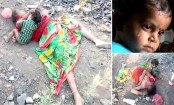 Crying toddler found drinking milk from dead mother (Heartbreaking video)