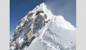 'Everest's Hillary Step intact'