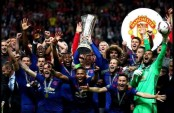 Manchester United beats Ajax 2-0, wins Europa League