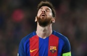 Spain Supreme Court confirms 21-month jail for Messi