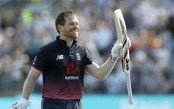 Morgan century leads England to 72-run win over South Africa
