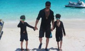Hrithik Roshan and his sons to go on another holiday