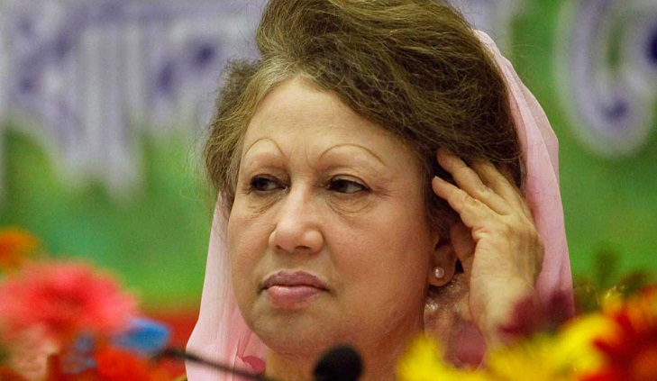 Government on a 'mission' to kill BNP leaders, activists, says Khaleda