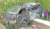 13 killed in road crashes