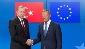 EU stresses human rights in talks with Erdogan