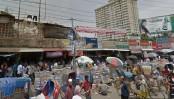 Nilkhet book market catches fire