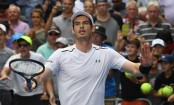Murray struggled for focus after reaching top