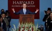 Mark Zuckerberg gets honorary Harvard degree after dropping out