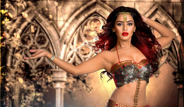 Nusraat Faria goes bold on costume; sparks off protests on social media