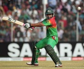 Bangladesh 122/1 after 20 overs