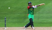 Bangladesh 58/1 after 10 overs