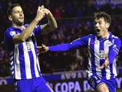 Alaves eyes upset of Barcelona in Copa del Rey final