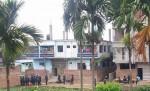 Bomb disposal unit reaches at Savar militant den