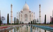 Taj Mahal only Indian monument to figure in top 10 global landmarks