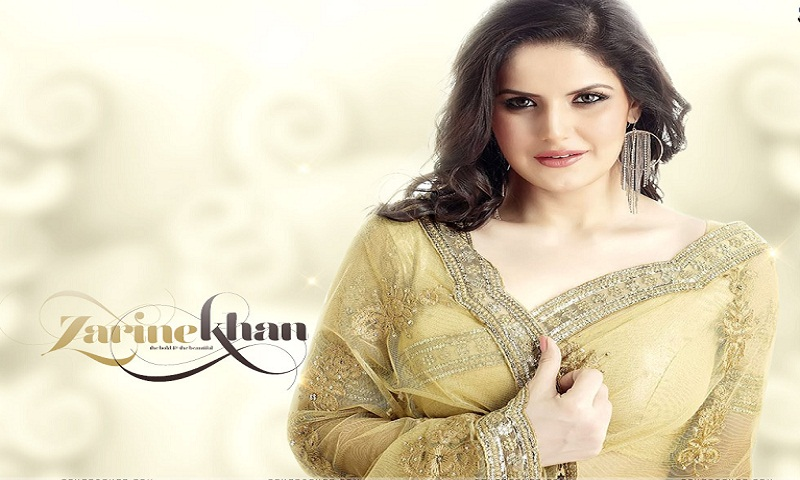 Zareen Khan to play law student