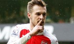 Football: Ramsey fires Wenger to record seventh FA Cup