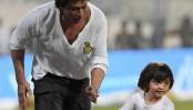 Shah Rukh Khan thanks fans for showering love on AbRam's birthday