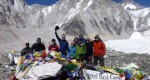 Nepal celebrates anniversary of Everest conquest