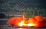 North Korea fires Scud missile into sea, its third test in three weeks